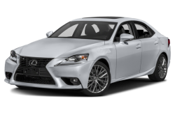 New 2016 Lexus IS 300