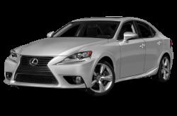 New 2016 Lexus IS 350