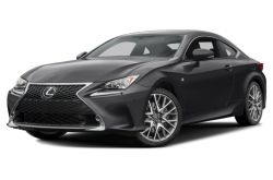 New 2016 Lexus RC 300