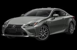 New 2016 Lexus RC 350