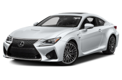 New 2016 Lexus RC F