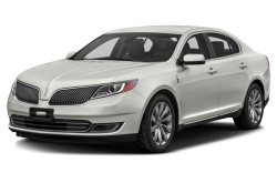 New 2016 Lincoln MKS