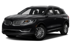 New 2016 Lincoln MKX