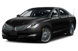 New 2016 Lincoln MKZ Hybrid