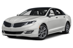 New 2016 Lincoln MKZ
