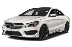 New 2016 Mercedes-Benz AMG CLA