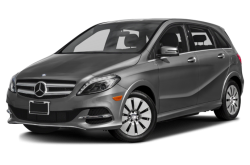 New 2016 Mercedes-Benz B-Class Electric Drive