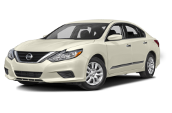 New 2016 Nissan Altima
