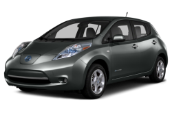 New 2016 Nissan LEAF