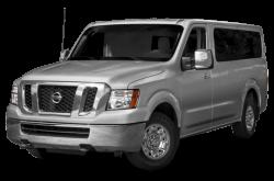 New 2016 Nissan NV Passenger NV3500 HD