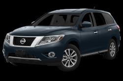 New 2016 Nissan Pathfinder