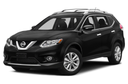 New 2016 Nissan Rogue