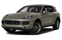 New 2016 Porsche Cayenne E-Hybrid