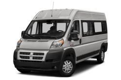 New 2016 RAM ProMaster 2500 Window Van