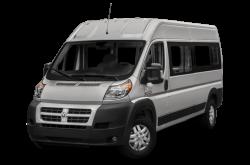New 2016 RAM ProMaster 2500 Window Van
