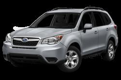 New 2016 Subaru Forester Exterior