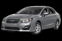 New 2016 Subaru Impreza