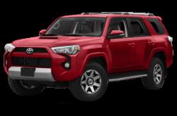 New 2016 Toyota 4Runner Exterior