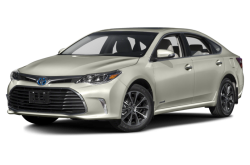 New 2016 Toyota Avalon Hybrid