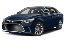 New 2016 Toyota Avalon