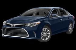 New 2016 Toyota Avalon Exterior