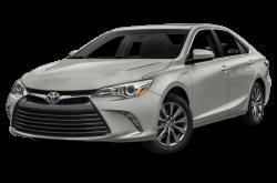 New 2016 Toyota Camry Hybrid