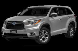 New 2016 Toyota Highlander Hybrid