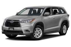 New 2016 Toyota Highlander