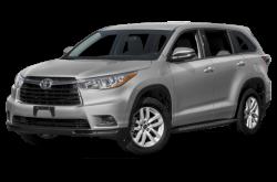 New 2016 Toyota Highlander