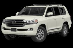 New 2016 Toyota Land Cruiser