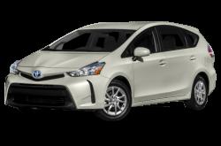 New 2016 Toyota Prius v