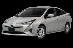 New 2016 Toyota Prius Exterior