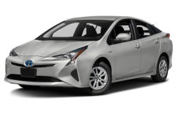 New 2016 Toyota Prius