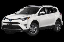 New 2016 Toyota RAV4 Hybrid