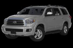 New 2016 Toyota Sequoia