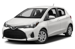 New 2016 Toyota Yaris
