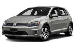 New 2016 Volkswagen e-Golf