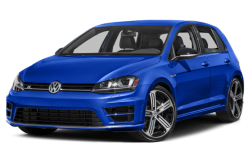 New 2016 Volkswagen Golf R