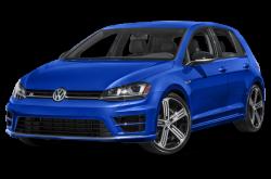 New 2016 Volkswagen Golf R