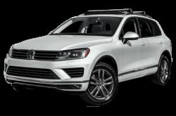 New 2016 Volkswagen Touareg Exterior