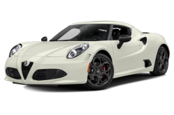 New 2017 Alfa Romeo 4C