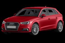 New 2017 Audi A3 e-tron