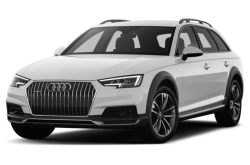 New 2017 Audi A4 allroad