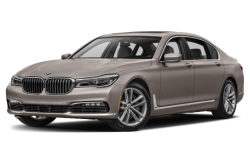 New 2017 BMW 750