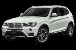 New 2017 BMW X3