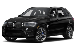 New 2017 BMW X5 M
