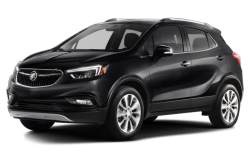 New 2017 Buick Encore Exterior