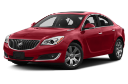 New 2017 Buick Regal Exterior