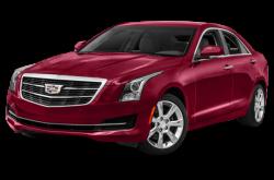New 2017 Cadillac ATS