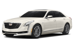 New 2017 Cadillac CT6 PLUG-IN